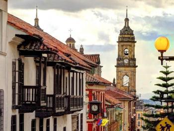 Bogotá, Cartagena y San Andrés