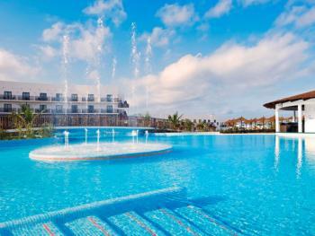 Cabo Verde - Hotel Melia Dunas 5*