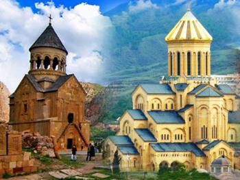 TESOROS DEL CAUCASO  ARMENIA/GEORGIA